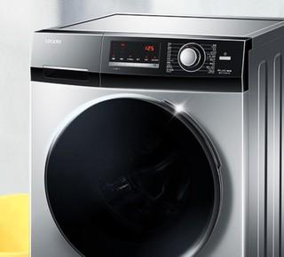 Leader 统帅 @G1012HB76S 10公斤 洗烘一体机