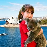 立购!澳大利亚访客600(旅游)签证 全国受理
