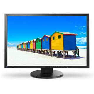 EIZO 艺卓 EV2430 IPS面板16:10宽屏办公制图液晶显示器 24.1英寸