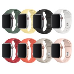 华昂 苹果 Apple Watch 替换表带 38-44mm