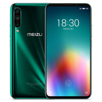 MEIZU 魅族 16T 智能手机 (8GB、128GB、全网通、湖光绿)