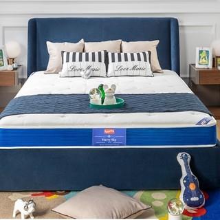 Slumberland 斯林百兰 星空BLUE2018 儿童床垫 1.5m