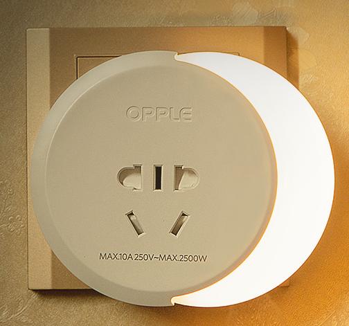 OPPLE 欧普照明 感应插座灯