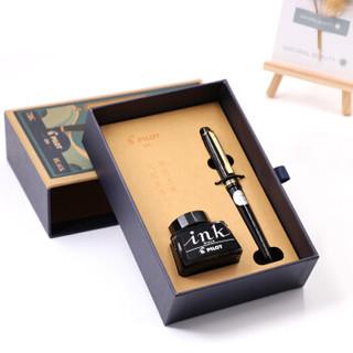PILOT 百乐 FP78GFB-I30B-ZH 78G+ 钢笔 复古潮墨水礼盒装
