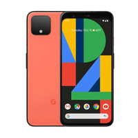 Google 谷歌 Pixel 4 智能手机 (6GB、64GB、全网通、蜜橘橙)