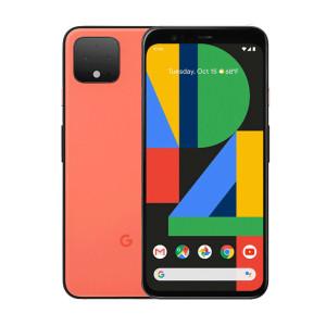 Google 谷歌 Pixel 4 XL 智能手机 6GB+128GB 移动联通4G 蜜橘橙