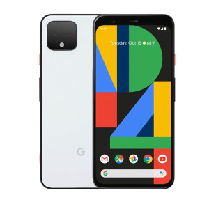 Google 谷歌 Pixel 4 XL 智能手机 6GB+128GB 移动联通4G 象牙白