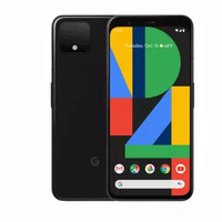 Google 谷歌 Pixel 4 XL 智能手机 (6GB、128GB、全网通、神秘黑)