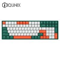 IQUNIX F96 丛林秘境 机械键盘(Cherry轴、PBT)