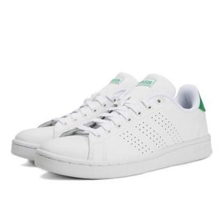 adidas neo ADVANTAGE Court 中性款休闲运动鞋 *2件