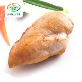圣农 4度健身鸡胸肉 1014g/袋 男神款 169g*6包