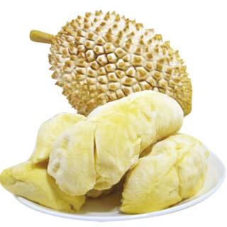 泰国进口 金枕冷冻整榴莲1个 约2.0-2.5kg