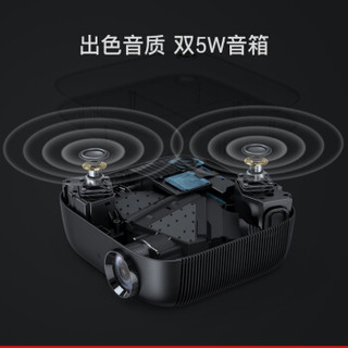 Anker 安克创新 NEBULA L2 1080P投影仪