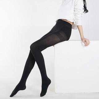 京东PLUS会员、值友专享 : J.ZAO 京东京造 女士连裤袜 110D 2条装 *2件