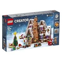 LEGO 乐高 创意百变系列 街景主题 10267 姜饼屋