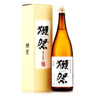 獭祭 纯米大吟酿45 清酒 1.8L