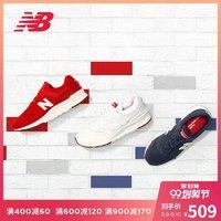 NB旗舰店、双11 预售:New Balance CM997HDB休闲运动鞋997H系列 2019 款