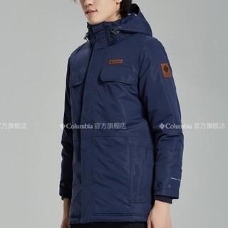 Columbia 哥伦比亚 WE1249男士防水冲锋衣