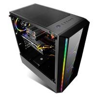 宁美国度AMD锐龙R5 2600X/RX580吃鸡游戏主机1050Ti台式电脑高配组装机网吧全套DIY整机超i7直播