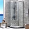 JOMOO 九牧 M3E11-3A01-JMD 扇形淋浴房 移门式