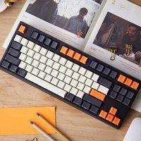 keycool/凯酷  87键蓝牙机械键盘 CHERRY轴台式电脑笔记本有线游戏机械键盘