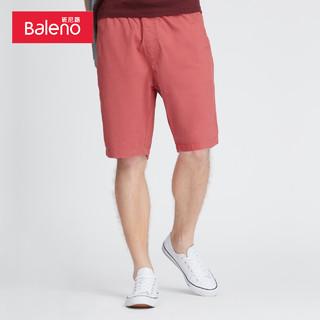Baleno 班尼路 88610018J 男士纯棉短裤