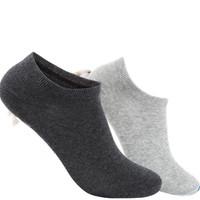 Nan ji ren 南极人 男士船袜 5双装 均码