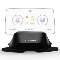 Carrobot 车萝卜 BT1S 彩屏蓝牙版 HUD抬头显示器