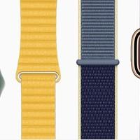 Apple 苹果 Apple Watch 运动表带 38/40/42/44mm表盘适配