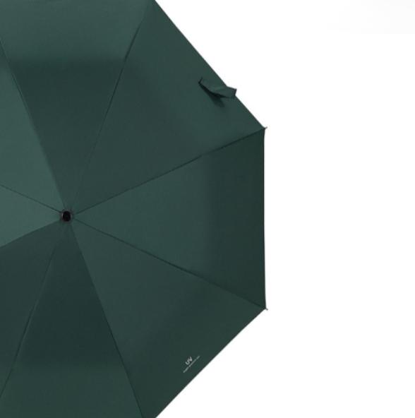 HAGGIS 三折晴雨伞 绿色