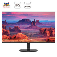 ViewSonic 优派 VX2471-H 23.8英寸 IPS显示器(1920×1080)