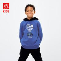 童装/男童/女童 (UT) The Brands连帽运动衫(长袖) 420972 优衣库