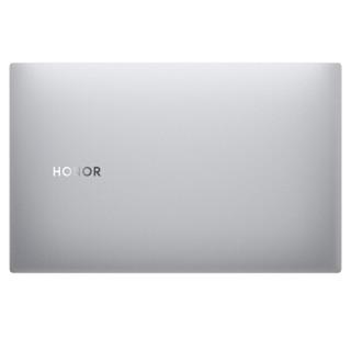 HONOR 荣耀 MagicBook Pro 16 锐龙版 16.1英寸 笔记本电脑 冰河银(锐龙R5-3550H、核芯显卡、8GB、512GB SSD、1080P、IPS、HLY-W19R)
