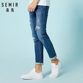Semir 森马 11057241040 男士牛仔裤