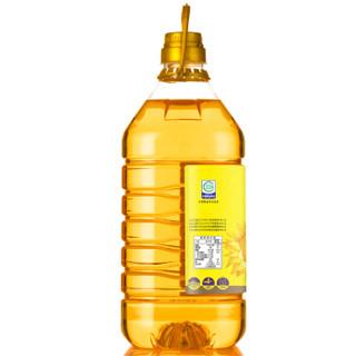 葵王 压榨葵花籽油4L 欧洲进口原料 物理压榨 食用油植物油