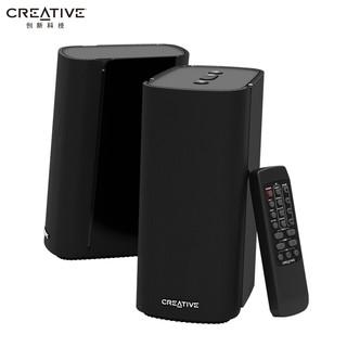 CREATIVE 创新 T100 HIFI2.0桌面音箱