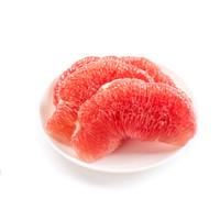 水果蔬菜 福建琯溪蜜柚 紅柚3-4個 約9斤