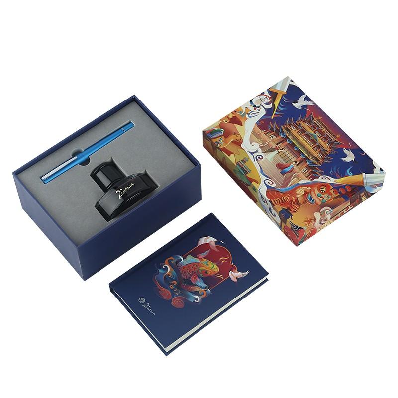 Pimio 毕加索 T62 大唐系列 钢笔 国潮墨水礼盒