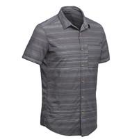 DECATHLON 迪卡侬 Travel 100 男式短袖衬衫