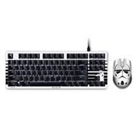 RAZER 雷蛇 黑寡妇蜘蛛 轻装版 机械键盘 + 刺鳞树蝰 无线鼠标 《星球大战》冲锋队员套装