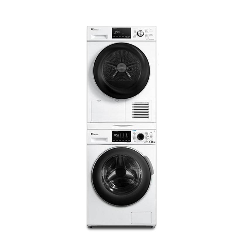 LittleSwan 小天鹅 TG100VT86WMAD5+TH100VTH35 热泵洗烘套装 10kg