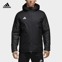 adidas 阿迪达斯 男子足球冬季茄克