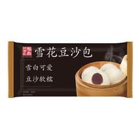 香港稻香 雪花豆沙包320g *7件