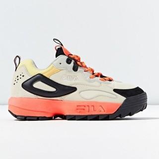 双11预售 : FILA 斐乐 UO Exclusive Ray Tracer X Disruptor 男款老爹鞋
