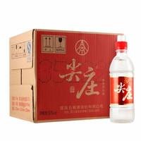 五粮液股份公司出品 尖庄PET 整箱装白酒 50度475ml*12瓶 *3件