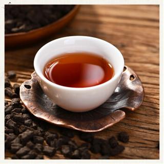 糟老头 十年陈化老茶普洱茶熟茶茶叶 散茶 200g