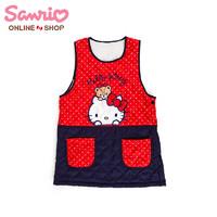 Sanrio三丽鸥新款凯蒂猫美乐蒂大耳狗日式家庭防水可爱围裙