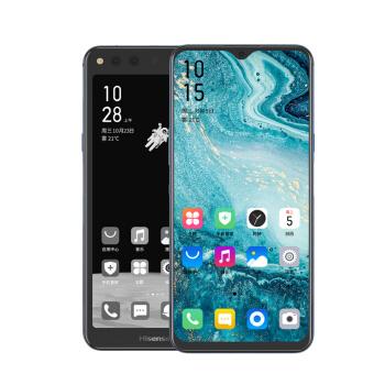 Hisense 海信 A6L 双屏智能手机 6GB+128GB 翎羽蓝