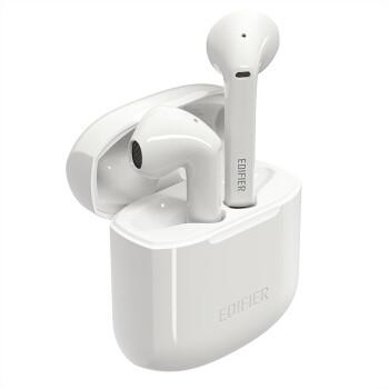 EDIFIER 漫步者 LolliPods 半入耳式 真无线蓝牙耳机