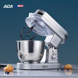 北美電器(ACA)廚師機家用和面機揉面機ASM-DM12K